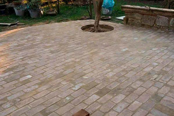 Ristrutturazione pavimenti in mattone